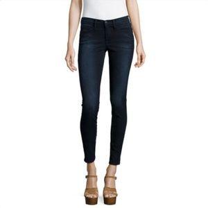 FRAME Le Skinny De Jeanne Manor Avenue Denim Jeans